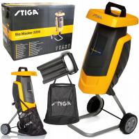 Измельчитель садовый Stiga BIO MASTER 2200