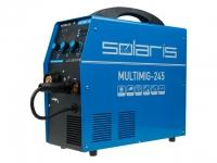 Полуавтомат сварочный Solaris MULTIMIG-245 (MIG/MMA/TIG) в Гродно