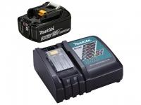 Комплект аккумулятор 18.0 В BL1830B 1 шт. + зарядное DC18RC в Гомеле