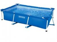 Каркасный бассейн INTEX Rectangular Frame 28272NP в Могилеве