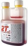 Масло 0,5 л. JASOL 2T TC RED с дозатором в Гродно