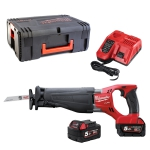 Пила сабельная MILWAUKEE M18 CSX-502X FUEL в Гродно