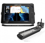 Эхолот-картплоттер Lowrance HDS-12 LIVE Active Imaging 3-in-1 в Гродно