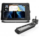 Эхолот-картплоттер Lowrance HDS-12 LIVE Active Imaging 3-in-1 в Гродно