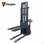 Штабелер электрический самоходный Shtapler CTD 1.5Т х 3.5М в Гродно