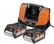 Аккумулятор AEG SET LL1850BL (2) с зарядным устройством (в сумке) в Гомеле