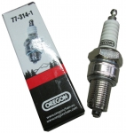 СВЕЧА ЗАЖИГАНИЯ для для 4-х тактных двигаетелей OREGON 77-314-1 в Гродно