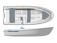 Лодка пластиковая Terhi 400С в Гродно
