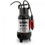 Водяной насос фекальный Elpumps  BT 4877 K в Могилеве