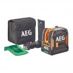 Нивелир лазерный AEG CLG330-K (зеленый луч) в Гродно