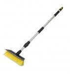 Щетка Bradas для мытья с телескопической ручкой, 100-160 см в Гродно