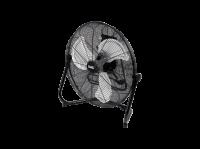 Вентилятор напольный Ballu BIF-8B в Гомеле