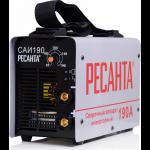 Инверторный сварочный аппарат Ресанта САИ 190 в Могилеве