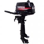 Лодочный мотор Hangkai 6.0HP 2-х тактный в Гродно