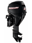 Лодочный мотор Mercury F 25 E EFI (дистанция) в Могилеве