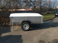 Прицеп автомобильный МЗСА 817701 в Гродно