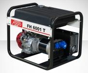Бензогенератор FOGO FH 6001 T в Гомеле