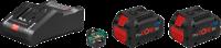 Набор 2 аккумулятора BOSCH ProCORE18V 8.0 Ah + зарядное GAL 18V-160 C в Гродно
