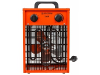 Нагреватель воздуха электр. Ecoterm EHC-03/1E в Гомеле