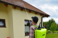 Телескопическая штанга опрыскивателя 3 метра Marolex R030mxz в Гродно