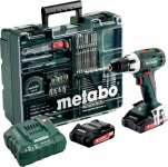 Шуруповерт Metabo BS 18 LT Set 602102600 в Гродно