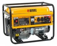 Генератор бензиновый Denzel GE 7900 в Гомеле
