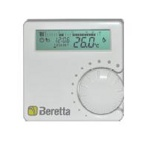 Комнатный термостат беспроводной программируемый Beretta в Гомеле