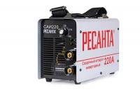 Инверторный сварочный аппарат Ресанта САИ 220 в Гомеле