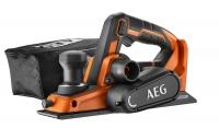 Рубанок аккумуляторный AEG BHO18BL-0 (без батареи) в Гродно