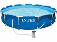 Каркасный бассейн INTEX Metal Frame 28212NP в Гродно
