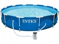 Каркасный бассейн INTEX Metal Frame 28212NP в Витебске