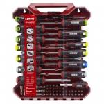 Набор бит и отверток HART HSD55MIX (55 шт.) в Могилеве