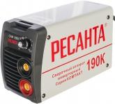 Инверторный сварочный аппарат Ресанта САИ 190K в Гродно