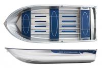 Моторная лодка Linder SPORTSMAN 400 в Гродно