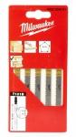 Пилки для лобзика MILWAUKEE T101DP 75 мм для точных, прямых резов в Могилеве