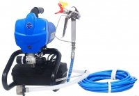 Аппарат окрасочный безвоздушный Blue Air APS-1100 в Гродно