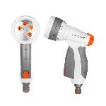 Пистолет поливочный 5 функций Bradas WL-EN52M металлический в Гомеле