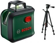 Лазерный нивелир BOSCH AdvancedLevel 360 Set (0603663B04) в Витебске