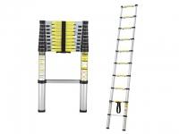 Лестница телескопическая односекц. STARTUL 260 см 6,4 кг (ST9734-026) в Гомеле