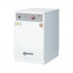 Медицинский компрессор безмасляный Remeza СБ4-16.VS204KМ с шумоизоляционным кожухом и мембранным осушителем в Могилеве