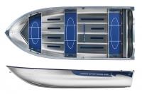 Моторная лодка Linder SPORTSMAN 355 в Гродно