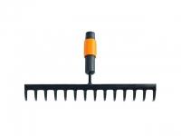 Грабли мет. для грунта 14 зубьев FISKARS QuikFit (135511) 1000653 в Гродно