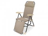 Кресло-шезлонг складное, NIKA ПРОЕКТ в Витебске