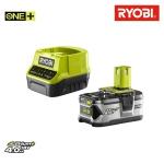Аккумулятор с зарядным устройством RYOBI RC18120-140 ONE+ в Гродно