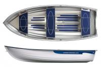 Моторная лодка Linder FISHING 440 в Витебске