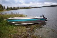 Алюминиевая лодка Wellboat NewStyle - 410 в Гродно