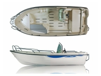 Лодка пластиковая Terhi NORDIC 6020 C в Могилеве