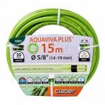 Поливочный шланг Claber Aquaviva Plus 5/8'' (14-19MM) 15 м 9005 в Гродно