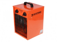 Нагреватель воздуха электр. Ecoterm EHC-03/1E в Витебске