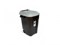 Контейнер для мусора пластик. TAYG 100л с педалью  в Гомеле